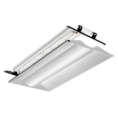 2 ft. x 4 ft. White LED Architectural Troffer Relight Kit