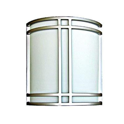 2-Light Pewter Sconce