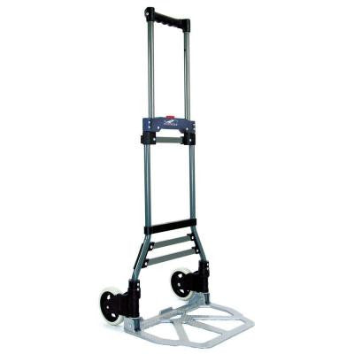 150 lb. Capacity Heavy Roller Personal Hand Truck