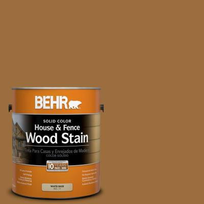 1-gal. #SC-146 Cedar Solid Color House and Fence Wood Stain