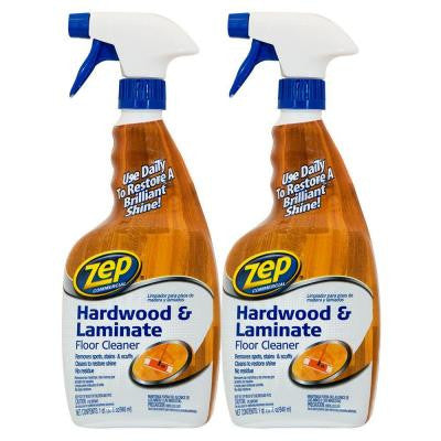 32 oz. Hardwood and Laminate Floor Cleaner (2-Pack)