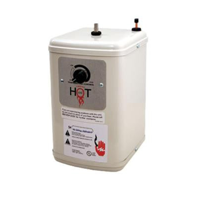 7 in. x 8 in. x 11 in. Under the Counter Instant Hot Water Tank