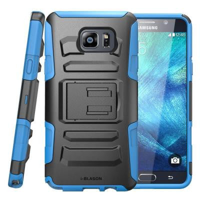 Prime Series Holster Case for Galaxy Note 5 - Blue