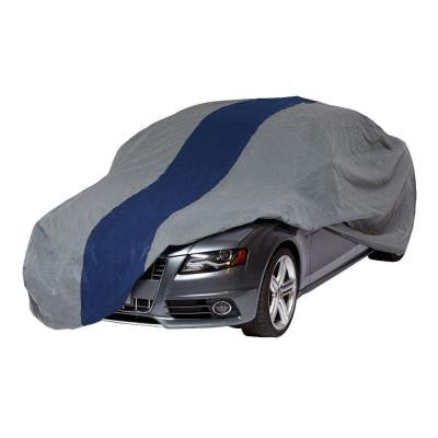 Double Defender Sedan Semi-Custom Car Cover Fits up to 22 ft.