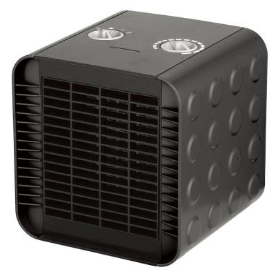1500-Watt Cube Infrared Electric Portable Heater with Fan (5600 BTU)