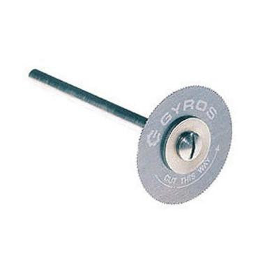 7/8 in. Diameter Ultra Fine and Thin Saw Blade with Mandrel