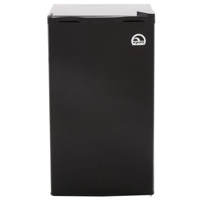 3.2 cu. ft. Mini Refrigerator in Black