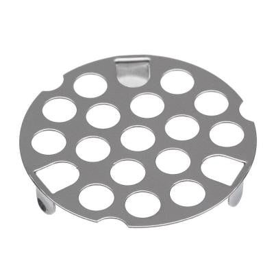 1-7/8 in. Snap-In Sink Strainer in Chrome