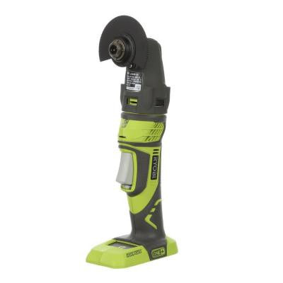 ONE+ 18-Volt JobPlus Base with Multi-tool Attachment (Tool-Only)