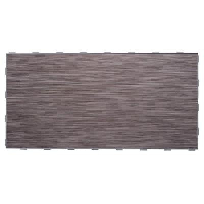 Graphite 12 in. x 24 in. Porcelain Floor Tile (8 sq. ft. / case)