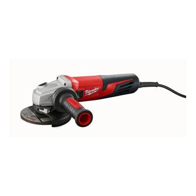 13-Amp 5 in. Small Angle Grinder with Dial Speed
