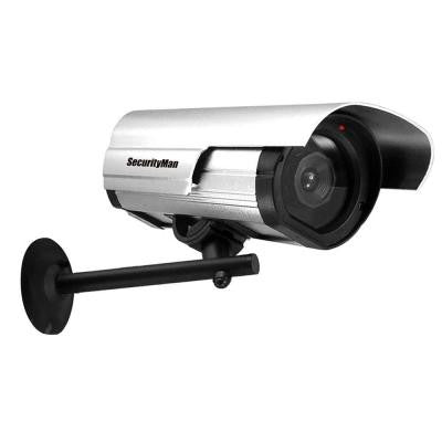 Dummy Outdoor/Indoor Camera with LED