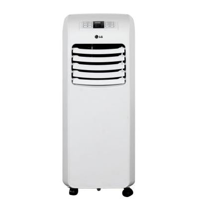8,000 BTU Portable Air Conditioner and Dehumidifier Function with Remote Control (48 Pints/Day)