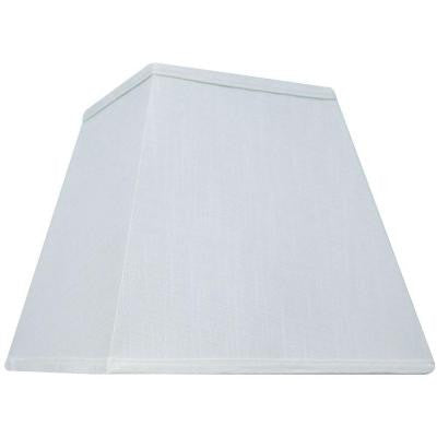 Mix & Match White Square Table Shade