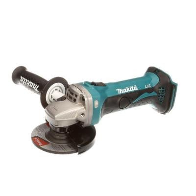 18-Volt LXT Lithium-Ion 4-1/2 in. Angle-Grinder/Cut-Off Tool (Tool-Only)
