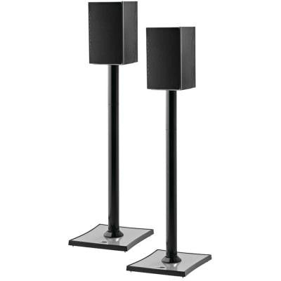 Gemini Audiophile Bookshelf Speaker Stands (2-Pack)