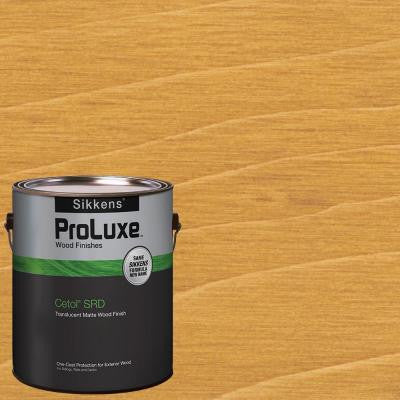 1-gal. Teak Cetol SRD Exterior Wood Finish