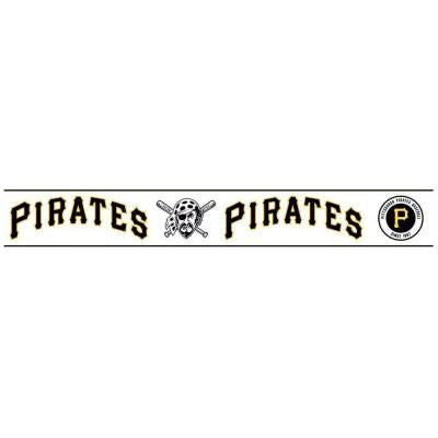 Boys Will Be Boys II 6 in. Pittsburgh Pirates Border