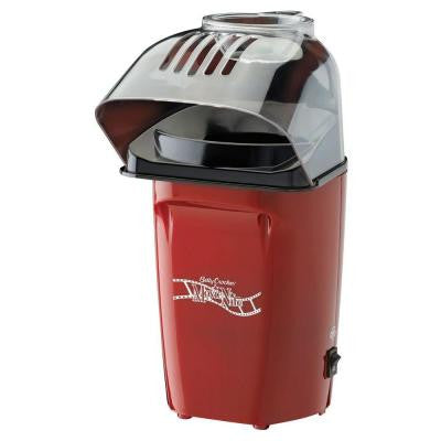 12-Cup Red Hot Air Popcorn Popper