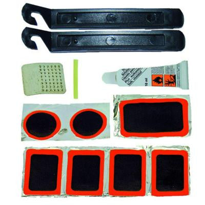 Tire Repair Kit with Levers