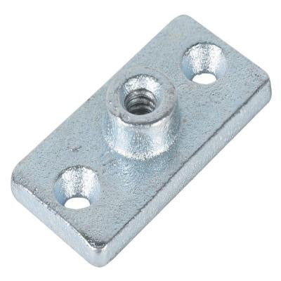 3/8 in. Galvanized Ceiling Plate