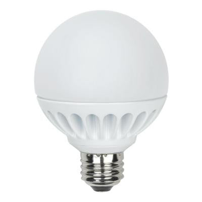 40W Equivalent Bright White G25 Dimmable LED Light Bulb