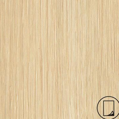 24 in. x 48 in. RE-COVER Laminate Sheet in Raw Chestnut