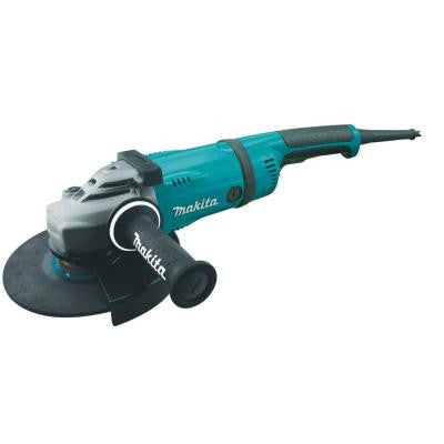 15 Amp 9 in. Angle Grinder with Soft Start