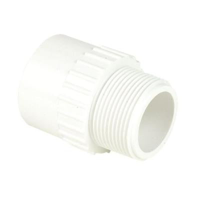 1 in. Schedule 40 PVC Male Adapter