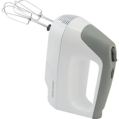 175 Watt Hand Mixer in White