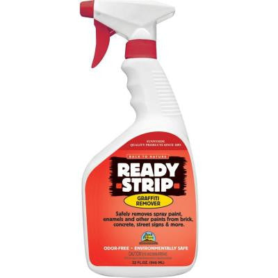 32 oz. Professional Grade Graffiti Remover, Trigger Spray