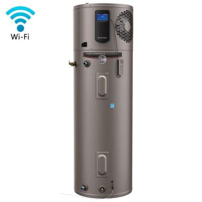 Performance Platinum 80 Gal. Tall 12 Year Hybrid Electric Water Heater with Heat Pump Technology