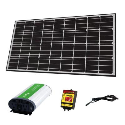 145-Watt Off-Grid Solar Panel Kit