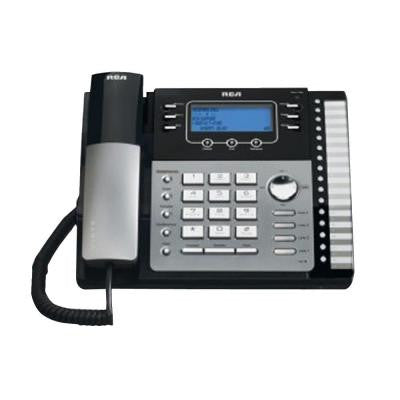 4-Line Expandable Speakerphone with Built-In Caller ID