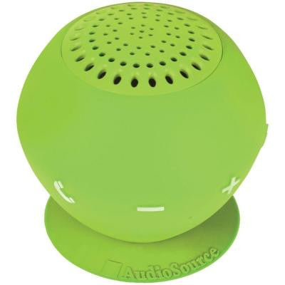 Water-Resistant Bluetooth Speaker (Green)