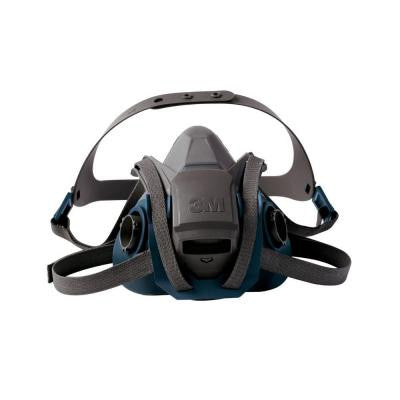 Medium Quick Latch Half Face Piece Respirator