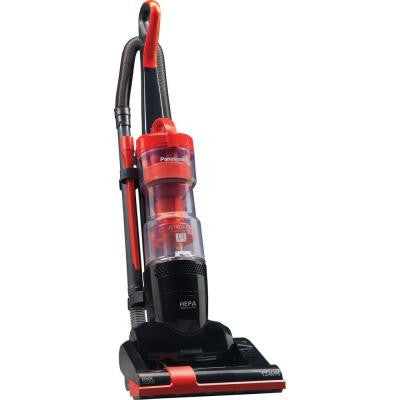 Bagless Upright Vacuum Cleaner with 9X Cyclonic Technology
