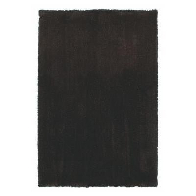 Cushy Shag Brown 2 ft. 3 in. x 3 ft. 9 in. Area Rug