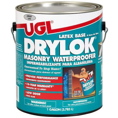 1 gal. Gray Ready Mixed Latex Base Drylok Waterproofer