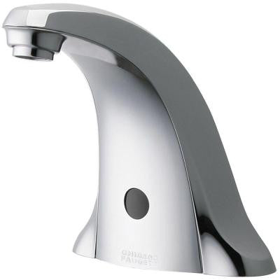 E-Tronic 40 12-Volt AC Touchless Lavatory Faucet in Chrome