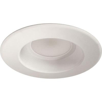 D-Series 5 in. and 6 in. White Dimmable LED Recessed Retrofit Light Kit