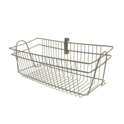 ShelfTrack 7 in. D x 8 in. H x 20 in. L Basket