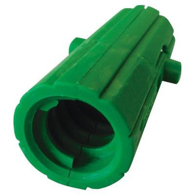 Aquadozer Green Nylon Squeegee Acme with Threaded Insert