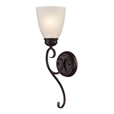 Chatham 1-Light Oil-Rubbed Bronze Sconce