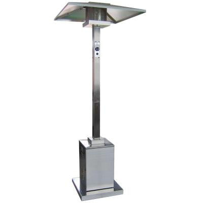 41,000 BTU Commercial Stainless Steel Gas Patio Heater