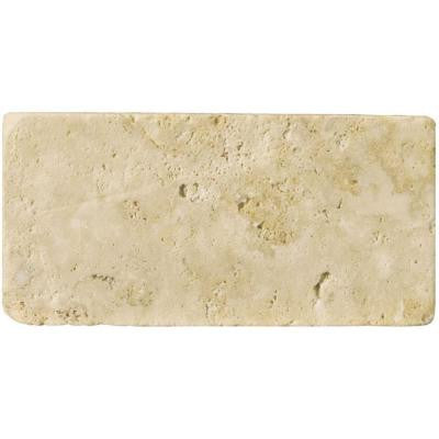 Trav Ancient Tumb Beige 16 in. x 24 in. Travertine Floor or Wall Tile