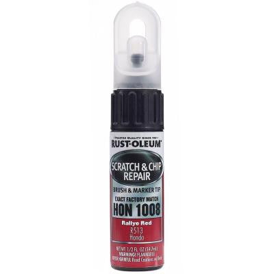 0.5 oz. Rallye Red Scratch and Chip Repair Marker (Case of 6)