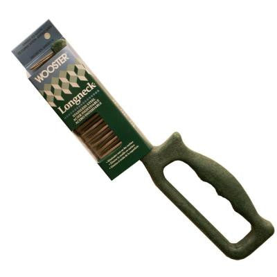 6 in. Prep Crew Longneck Stainless Steel Wire Brush