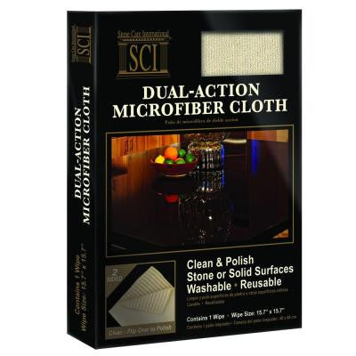 Dual Action Microfiber Cloth