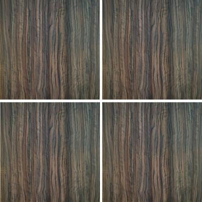 Millionaire Wall 26-3/8 in. x 26-3/8 in. Decorative Wall Panels in Brown/Olive (4-Pack)